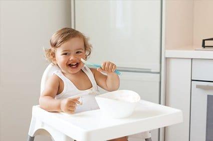 Alimentazione corretta dei bambini dopo i 12 mesi