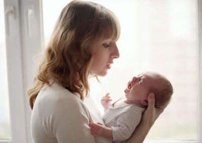 Coliche del neonato: cause, prevenzione e tanti consigli per calmarle