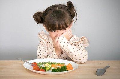 Inappetenza nei bambini, ovvero: il bambino che non voleva mangiare