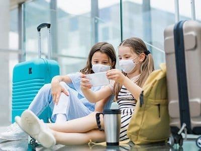 vacanze con i bambini al tempo del covid