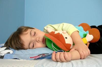 Il sonno dei bambini: domande e risposte