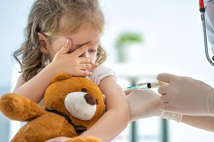 Paure dei bambini: come aiutarli a superarle