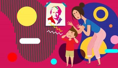 Affrontare i capricci col metodo montessori illustrazione - alimentazionebambini. It by coop
