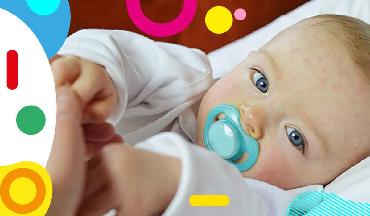 Sesta malattia: bimbo con macchie in viso da sesta malattia - alimentazionebambini. It by coop