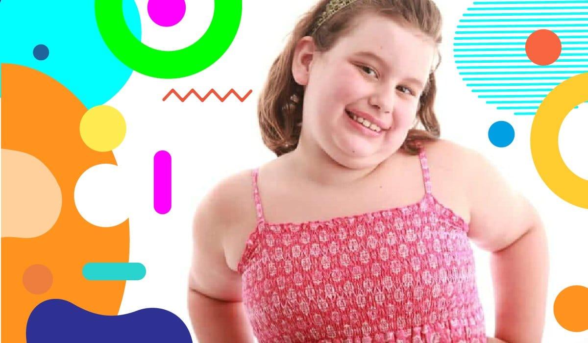 Pubertà precoce foto di bambina obesa - alimentazionebambini. It by coop