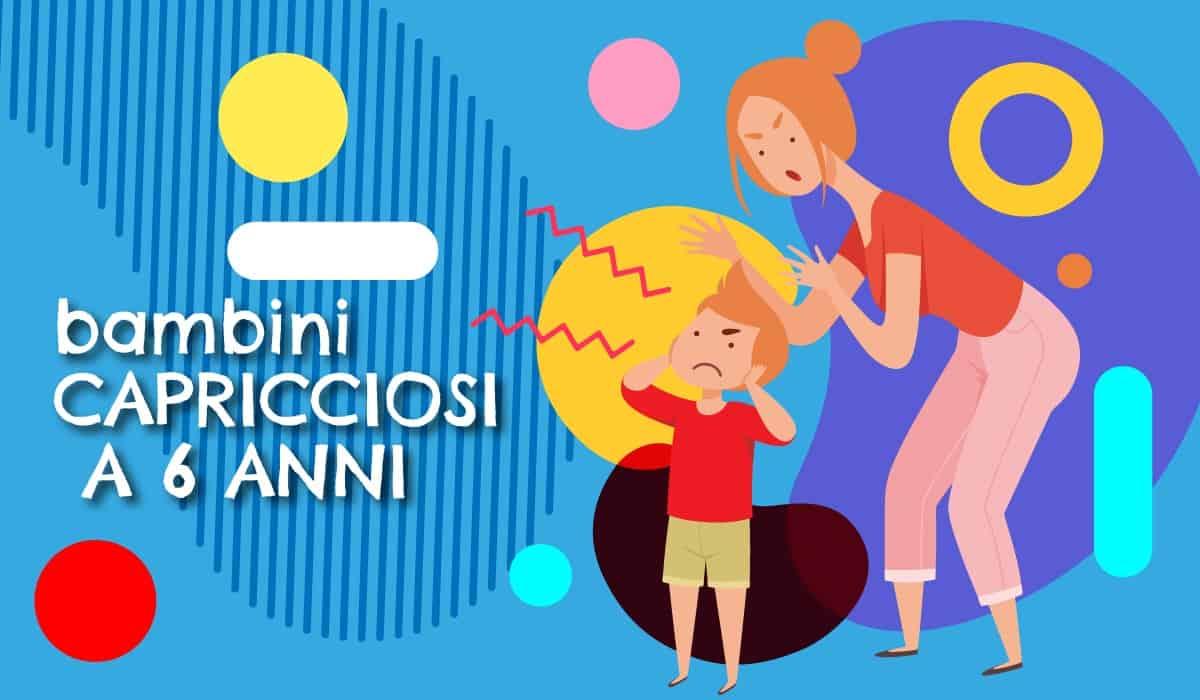 Bambini capricciosi a 6 anni illustrazione- alimentazionebambini. It by coop