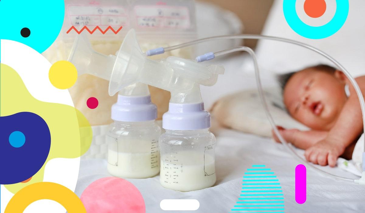 Conservazione del latte materno - alimentazionabambini. It by coop