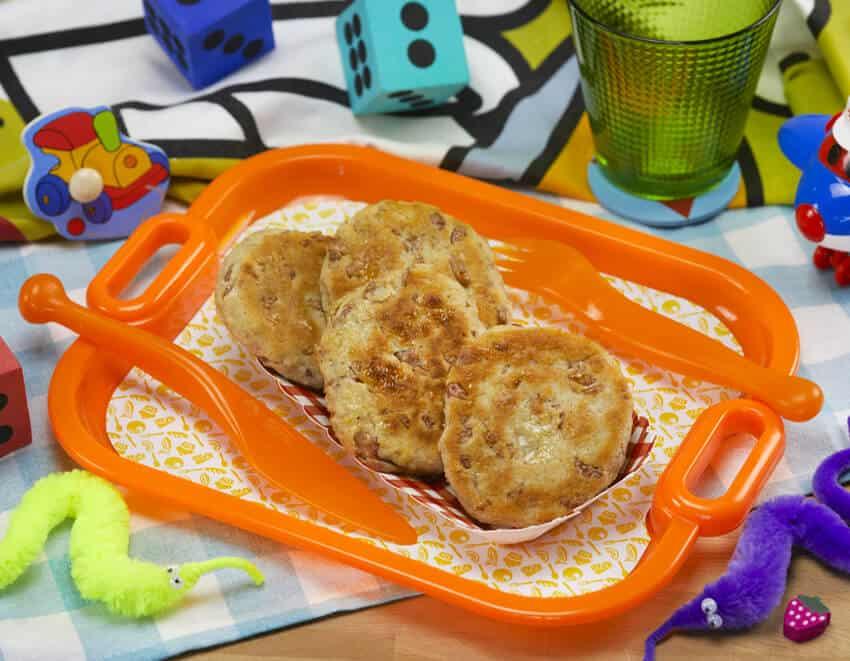 Hamburger di fagioli borlotti - alimentazionebambini. It by coop
