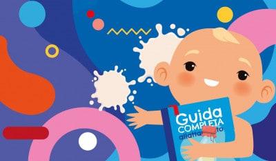 Guida definitiva all'allattamento illustrazione originale