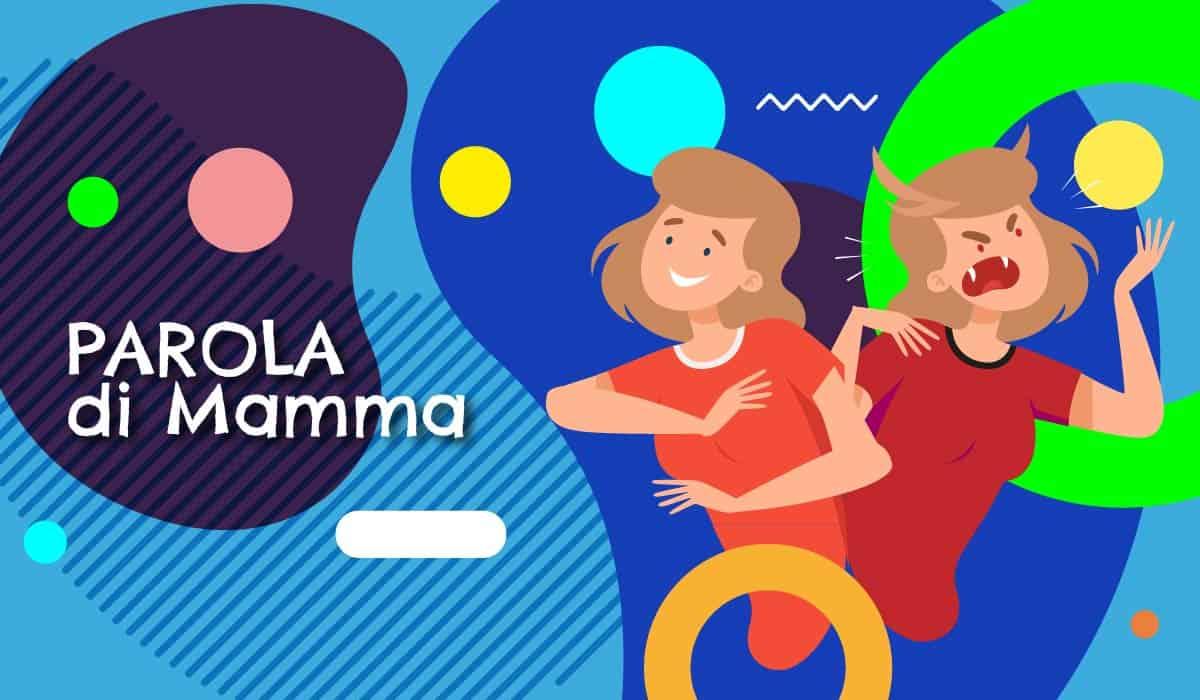 Parola di mamma illustrazione della rubrica- Alimentazionebambini.e-coop.it by COOP