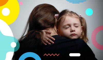 Mamma insicura: abbraccio mamma bambini- alimentazionebambini. It by coop