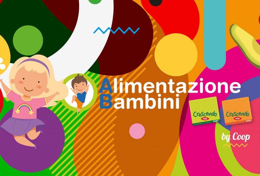 canale YouTube Alimentazione Bambini, illustrazione - Alimentazionebambini.it by COOP