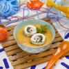 Rollè di branzino: branzino arrotolato adagiato su una vellutata di carote - alimentazionebambini. It by coop
