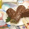 Tronco goloso: dolce al cioccolato a forma di tronco d'albero - alimentazionebambini. It by coop